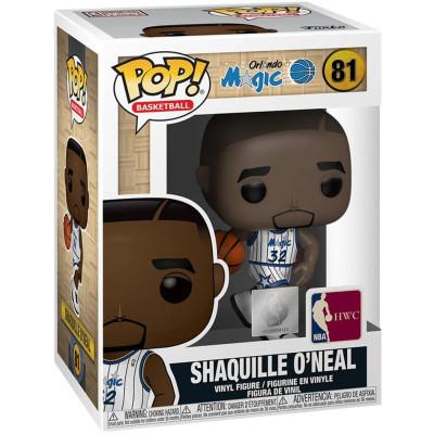 Фигурка Funko NBA: Orlando Magic - POP! Basketball - Shaquille O'Neal (Magic home) 49304 (9.5 см)