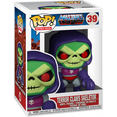 Фигурка Funko Masters of the Universe - POP! Retro Toys - Terror Claws Skeletor 51439 (9.5 см)