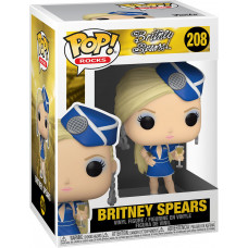 Фигурка Britney Spears - POP! Rocks - Britney Spears (Stewardess) (9.5 см)