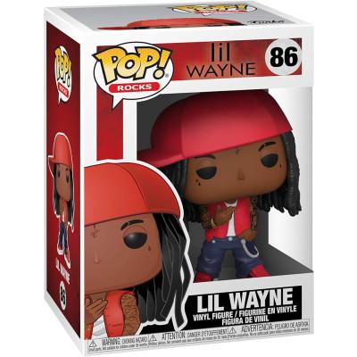 Фигурка Funko Lil Wayne - POP! Rocks - Lil Wayne 47721 (9.5 см)