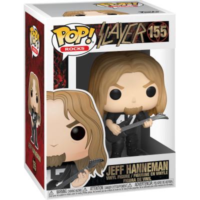 Фигурка Funko Slayer - POP! Rocks - Jeff Hanneman 45386 (9.5 см)