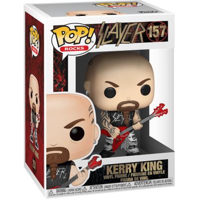 Фигурка Funko Slayer - POP! Rocks - Kerry King 45388 (9.5 см)