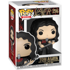 Фигурка Slayer - POP! Rocks - Tom Araya (9.5 см)