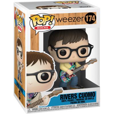Фигурка Funko Weezer - POP! Rocks - Rivers Cuomo 46931 (9.5 см)