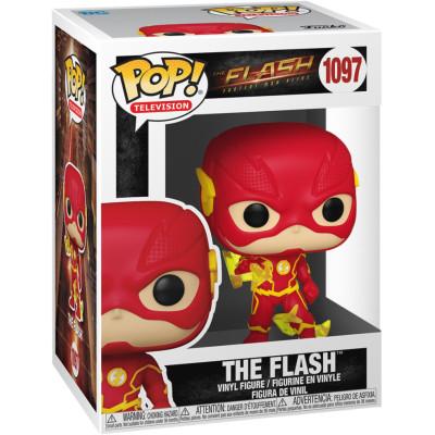 Фигурка Funko The Flash: Fastest Man Alive - POP! TV - The Flash 52018 (9.5 см)