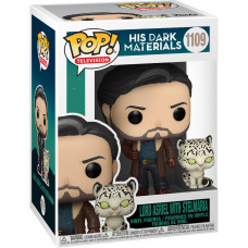 Фигурка His Dark Materials - POP! TV - Lord Asriel with Stelmaria (9.5 см)