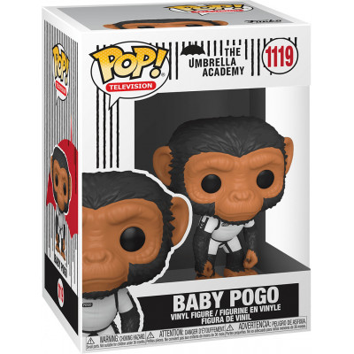 Фигурка Funko Umbrella Academy - POP! TV - Baby Pogo 55282 (9.5 см)
