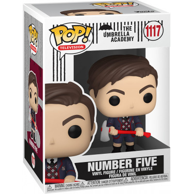 Фигурка Funko Umbrella Academy - POP! TV - Number Five 56294 (9.5 см)