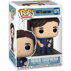 Фигурка Grey's Anatomy - POP! TV - Derek Shepherd (9.5 см)