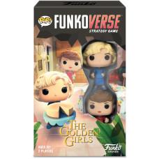 Настольная игра The Golden Girls - POP! Funkoverse - 100 Expandalone