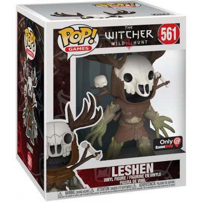 Фигурка Funko The Witcher 3: Wild Hunt - POP! Games - Leshen 47095 (15 см)