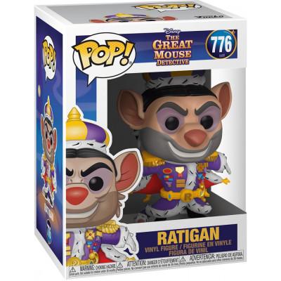 Фигурка Funko The Great Mouse Detective - POP! - Ratigan 47719 (9.5 см)