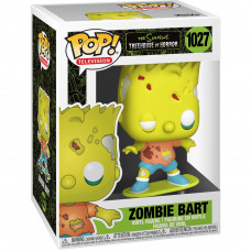 Фигурка The Simpsons: Treehouse of Horror - POP! TV - Zombie Bart (9.5 см)