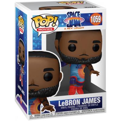 Фигурка Funko Space Jam: A New Legacy - POP Movies - LeBron James 55974 (9.5 см)