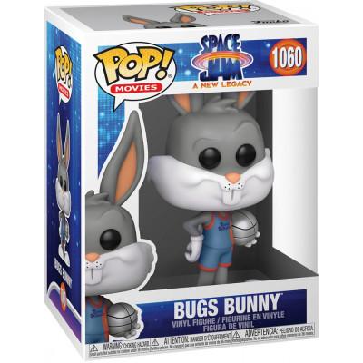 Фигурка Funko Space Jam: A New Legacy - POP Movies - Bugs Bunny 55976 (9.5 см)