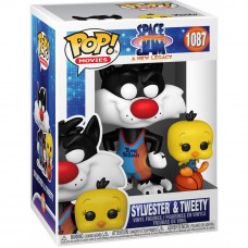 Фигурка Space Jam: A New Legacy - POP! Movies - Sylvester & Tweety (9.5 см)