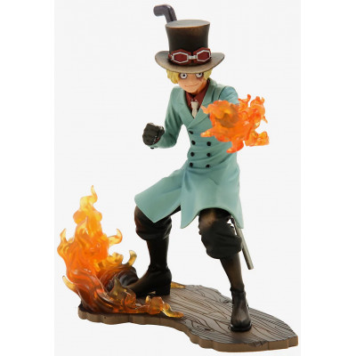 Фигурка Banpresto One Piece: Stampede - Movie Posing Figure BrotherhoodIII - Sabo BP17899P (15 см)