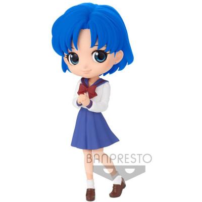 Фигурка Banpresto Pretty Guardian Sailor Moon Eternal: The Movie - Q posket - Ami Mizuno (ver.A) BP17748P (13 см)