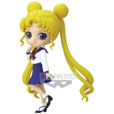 Фигурка Pretty Guardian Sailor Moon Eternal: The Movie - Q posket - Usagi Tsukino (ver.A) (14 см)