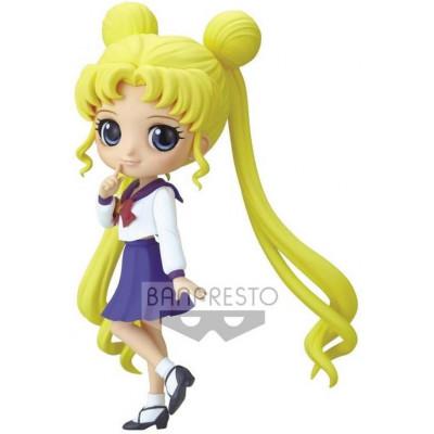 Фигурка Banpresto Pretty Guardian Sailor Moon Eternal: The Movie - Q posket - Usagi Tsukino (ver.B) BP17630P (14 см)