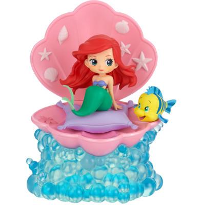 Фигурка Banpresto The Little Mermaid - Q posket stories Disney Characters - Ariel (ver.A) BP17648P (12 см)