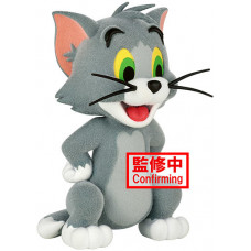 Фигурка Tom and Jerry - Fluffy Puffy - Tom (9 см)