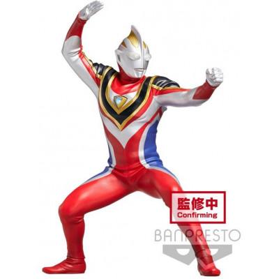 Фигурка Banpresto Ultraman Tiga - Hero's Brave Statue Figure - Ultraman Gaia (Supreme Ver.) BP17602P (15 см)