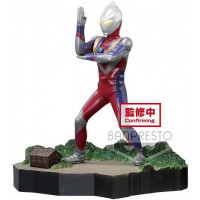 Фигурка Ultraman Tiga - Special Effect Prize Figure - Ultraman Tiga (Multi Type) (The Ultra Star) (6 см)