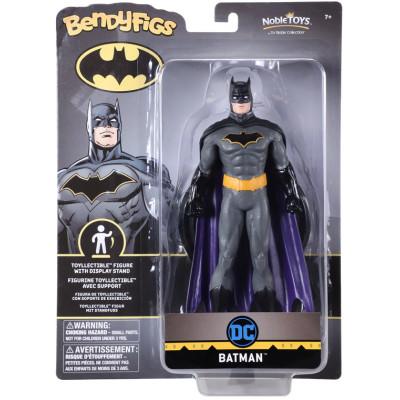Фигурка Noble Collection DC Comics - Bendyfig - Batman NN4401 (19 см)