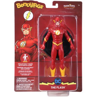 Фигурка Noble Collection DC Comics - Bendyfig - Flash NN4402 (19 см)