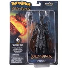 Фигурка The Lord of the Rings - Bendyfig - Sauron (19 см)