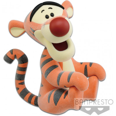 Фигурка Banpresto Winnie the Pooh and Tigger Too - Fluffy Puffy Disney Characters - Tigger BP16537 (10 см)