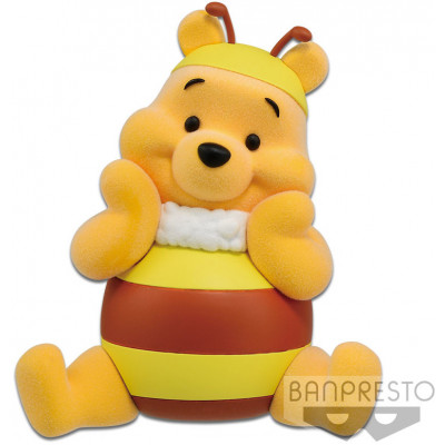 Фигурка Banpresto Winnie the Pooh and Tigger Too - Fluffy Puffy Disney Characters - Winnie the Pooh BP16536 (10 см)