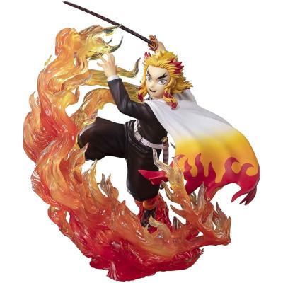 Фигурка Tamashii Nations Demon Slayer: Kimetsu no Yaiba - Figuarts ZERO - Kyojuro Rengoku (Flame Breathing Ver.) 611147 (17 см)