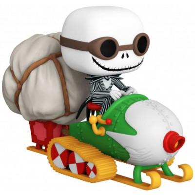 Фигурка Funko Nightmare Before Christmas - POP! Ride - Jack Skellington in Snowmobile 49146 (18 см)