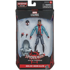 Фигурка Spider-Man: Into the Spider-Verse - Legends Series - Miles Morales (15 см)