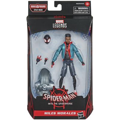 Фигурка Hasbro Spider-Man: Into the Spider-Verse - Legends Series - Miles Morales F0253 (15 см)