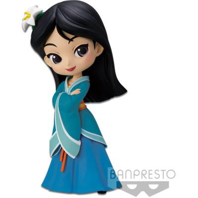 Фигурка Banpresto Mulan - Q Posket Disney Characters - Mulan Royal Style (Ver.A) 16242P (14 см)