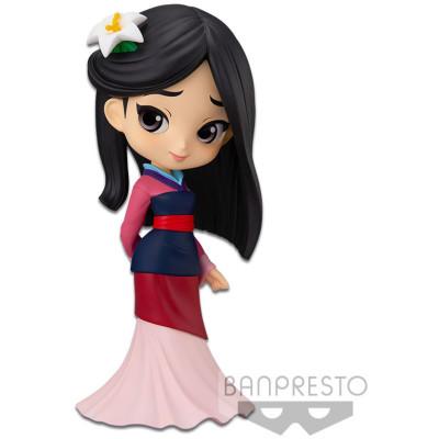 Фигурка Banpresto Mulan - Q posket Disney Characters - Mulan (Ver.A) 82617P (14 см)