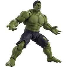 Фигурка Avengers - S.H.Figuarts - Hulk (Avengers Assemble Edition) (20 см)