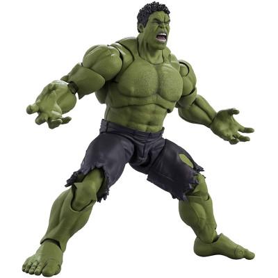 Фигурка Tamashii Nations Avengers - S.H.Figuarts - Hulk (Avengers Assemble Edition) 612922 (20 см)