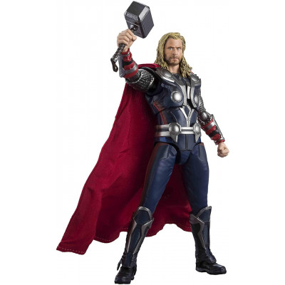 Фигурка Tamashii Nations Avengers - S.H.Figuarts - Thor (Avengers Assemble Edition) 612854 (16.5 см)