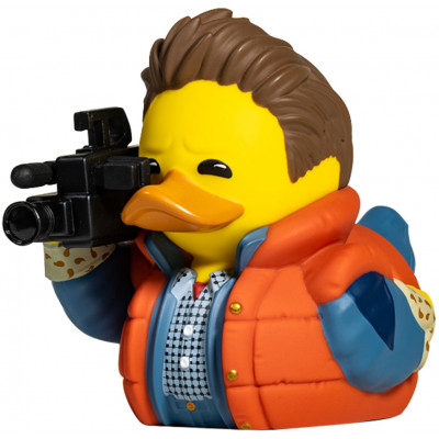 Фигурка Numskull Back to the Future - TUBBZ Cosplaying Duck Collectible - Marty McFly (9 см)