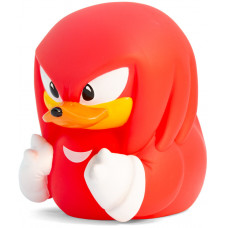 Фигурка Sonic the Hedgehog - TUBBZ Cosplaying Duck Collectible - Knuckles (9 см)