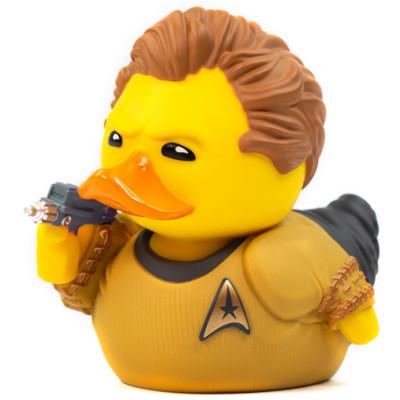 Фигурка Numskull Star Trek - TUBBZ Cosplaying Duck Collectible - James T Kirk (9 см)