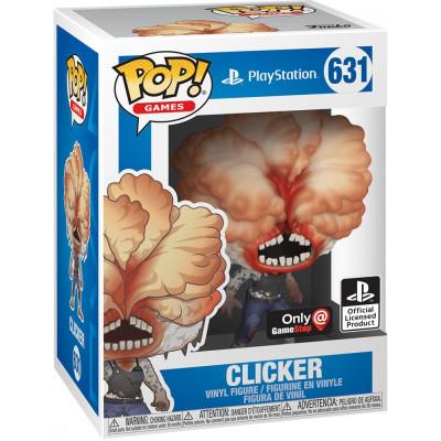 Фигурка Funko The Last of Us - POP! Games - Clicker (Glows in the Dark) (Exc) 50432 (9.5 см)