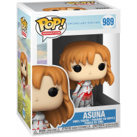 Фигурка Sword Art Online - POP! Animation - Asuna (White&Red) (9.5 см)