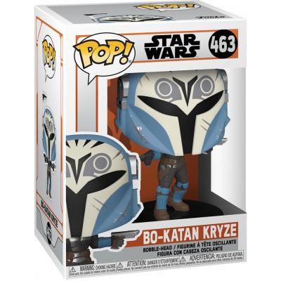 Фигурка Funko Головотряс Star Wars: The Mandalorian - POP! - Bo-Katan Kryze 54523 (9.5 см)