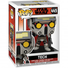 Головотряс Star Wars: The Bad Batch - POP! - Tech (9.5 см)