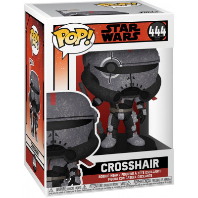 Фигурка Funko Головотряс Star Wars: The Bad Batch - POP! - Crosshair 55503 (9.5 см)